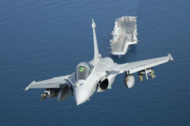 Silah ihracatında başı Rafale savaş uçakları çekti - Page 1