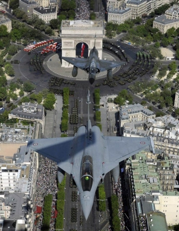 Silah ihracatında başı Rafale savaş uçakları çekti - Page 2