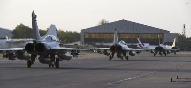 Silah ihracatında başı Rafale savaş uçakları çekti - Page 3
