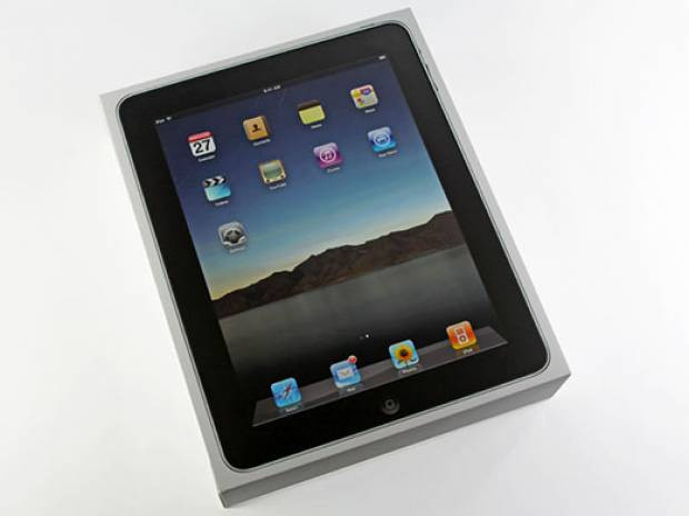 Şimdi de iPad 1'i parçalayalım! - Page 1