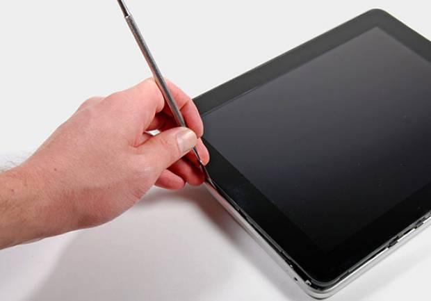 Şimdi de iPad 1'i parçalayalım! - Page 3