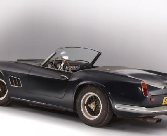 Şimdiye kadar satılan en pahalı klasik arabalar - Page 1