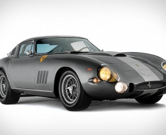 Şimdiye kadar satılan en pahalı klasik arabalar - Page 4
