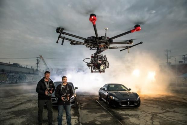 Şimdiye kadar yapılan en profesyonel Drone! - Page 2