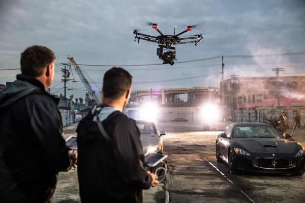 Şimdiye kadar yapılan en profesyonel Drone! - Page 3