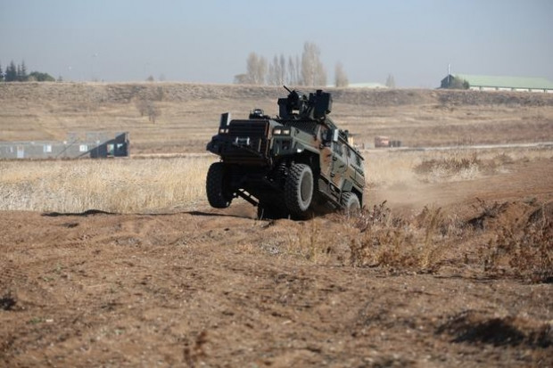 Sınıfının en iyisi NMS zırhlı araç - Page 2