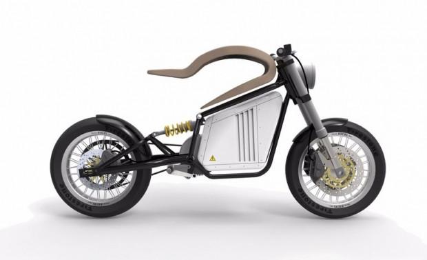 Sınırları zorlayan elektrikli motorsiklet tasarımı - Page 2