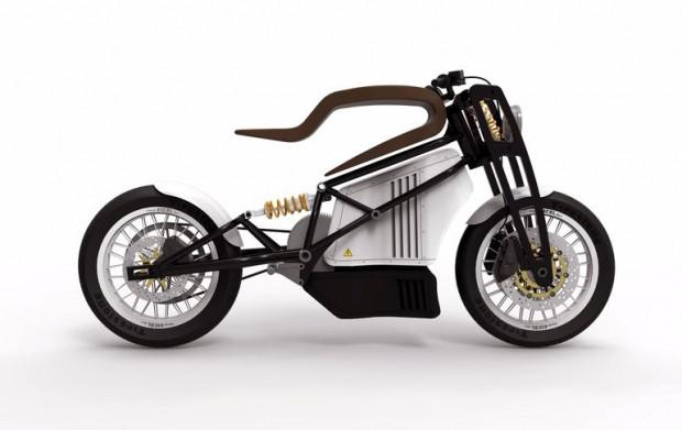 Sınırları zorlayan elektrikli motorsiklet tasarımı - Page 3