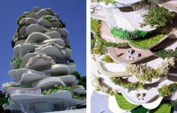 Sınırları zorlayan mimari yapılar - Page 4