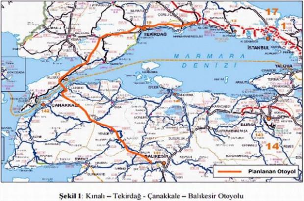 Sıra Çanakkale 1915 Köprüsü'nde - Page 2