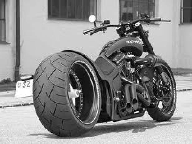 Sıra dışı motorsiklet modifiyeleri - Page 3