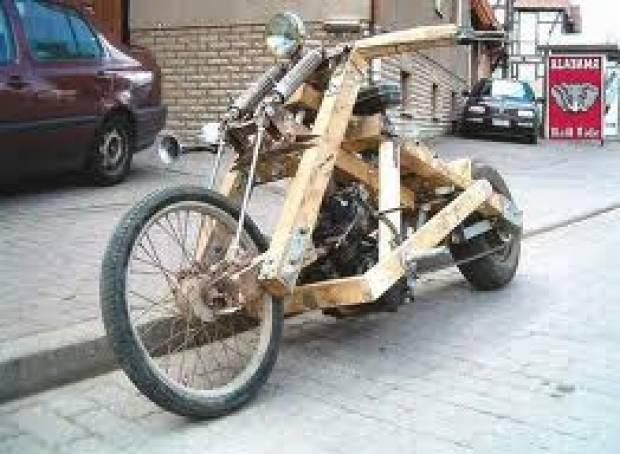 Sıra dışı motorsiklet modifiyeleri - Page 4