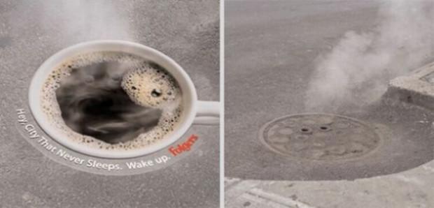 Sıra dışı sokak reklamları - Page 1