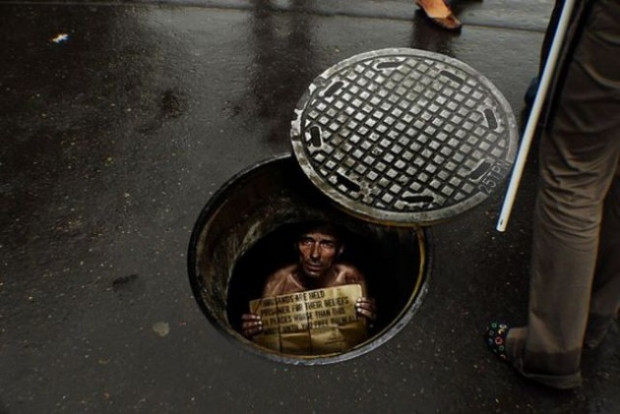 Sıra dışı sokak reklamları - Page 2