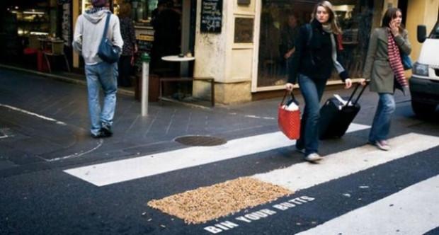 Sıra dışı sokak reklamları - Page 3