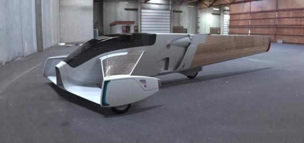 Sıra dışı uçan otomobil projeleri - Page 4