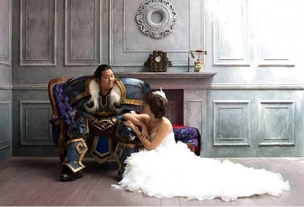 Sıradan düğün fotoğrafları yerine çok farklı şeyler denemiş çılgın çiftlerin 22 fotoğrafı - Page 2
