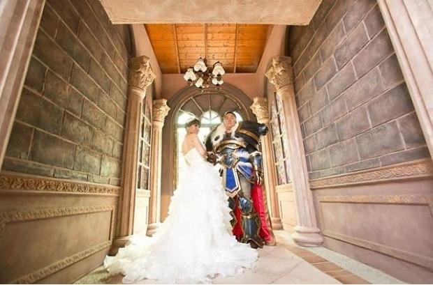 Sıradan düğün fotoğrafları yerine çok farklı şeyler denemiş çılgın çiftlerin 22 fotoğrafı - Page 3