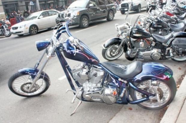 Sıradışı motosikletler - Page 1