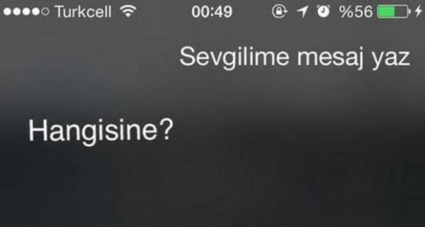 Siri'nin Türklerle imtihanı! - Page 3