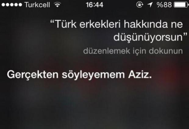 Siri'nin Türklerle imtihanı! - Page 4