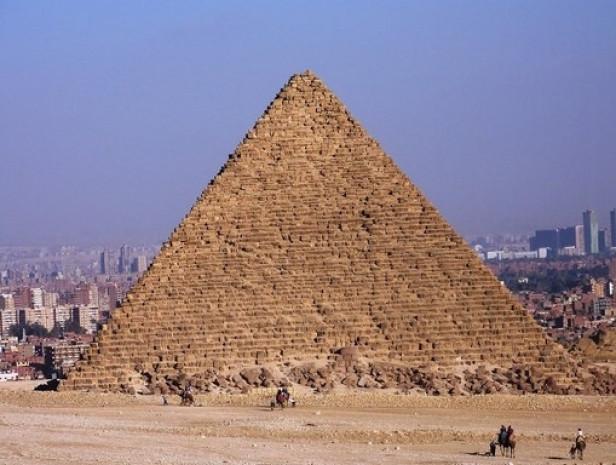 Sırrı çözülemeyen en büyük piramitler - Page 1