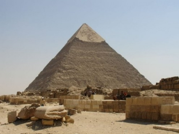 Sırrı çözülemeyen en büyük piramitler - Page 2