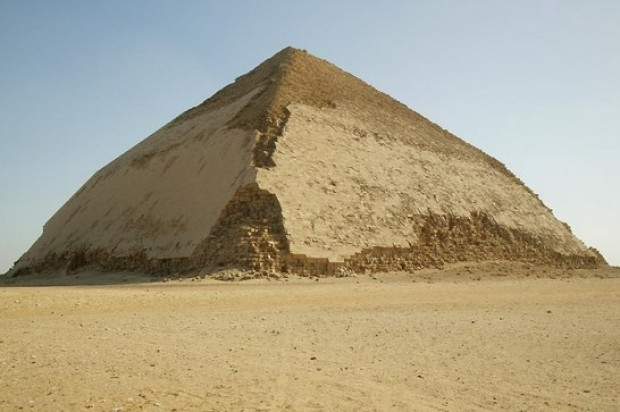 Sırrı çözülemeyen en büyük piramitler - Page 4