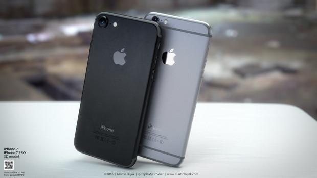 Siyah gümüş ve mavi iPhone 7 karşınızda - Page 2