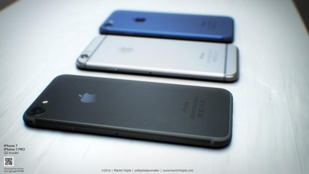 Siyah gümüş ve mavi iPhone 7 karşınızda - Page 3