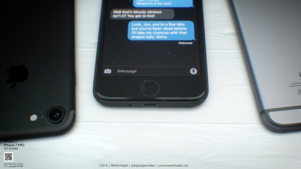 Siyah gümüş ve mavi iPhone 7 karşınızda - Page 4