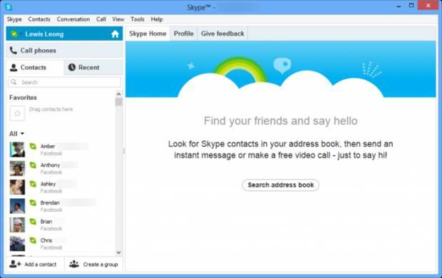 Siz hala Skype'a geçmediniz mi? - Page 4