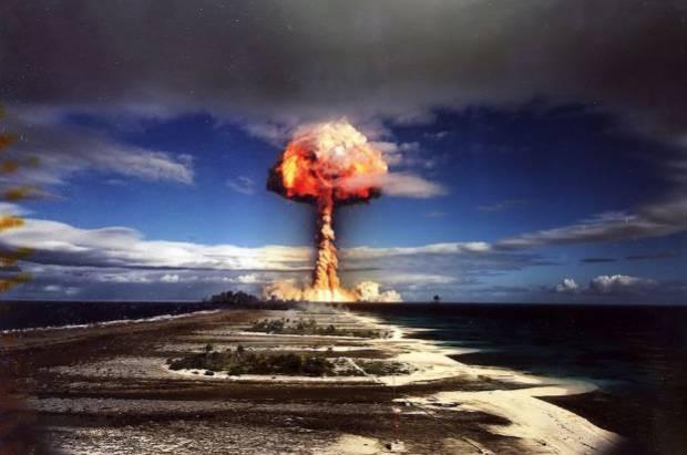 Siz hiç Atom bombası gördünüzmü? - Page 1