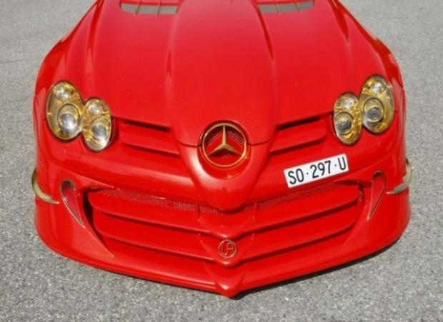 SLR McLaren Kırmızı Altın Rüyası' en iyisi - Page 1