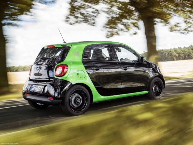 Smart forfour electric drive 2017 - Page 2