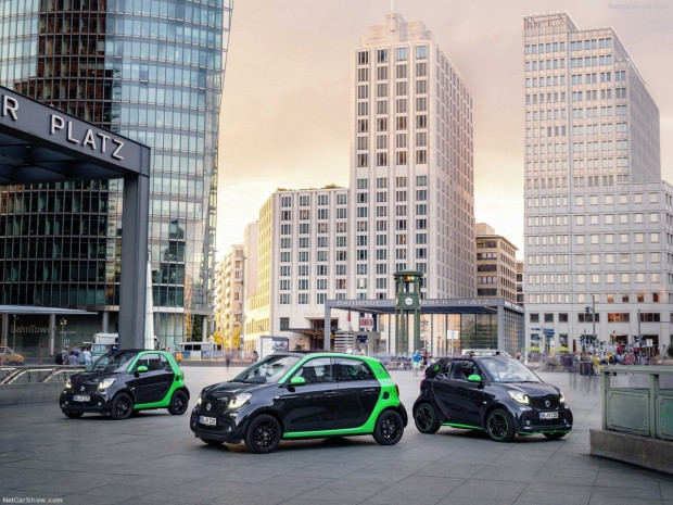 Smart forfour electric drive 2017 - Page 3