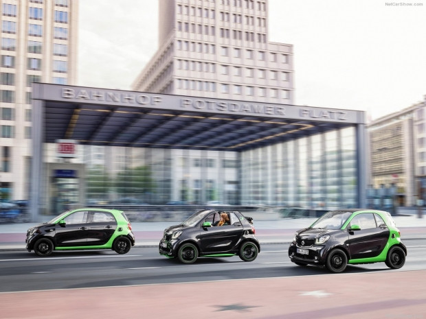 Smart forfour electric drive 2017 - Page 4