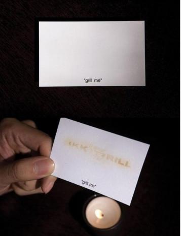 Snırları zorlayan kartvizitler - Page 1