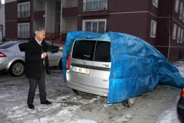 Soğukta Arabanın motoru nasıl korunur? - Page 2