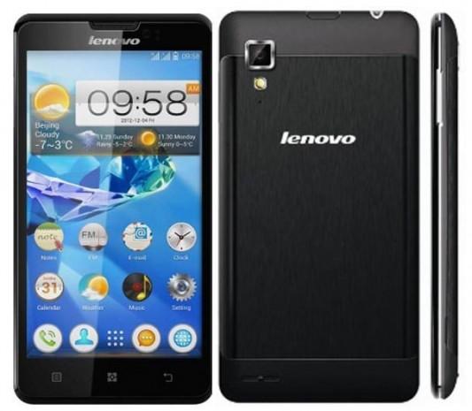 Lenovo'dan 46 gün pil ömürlü akıllı telefon! - Page 4