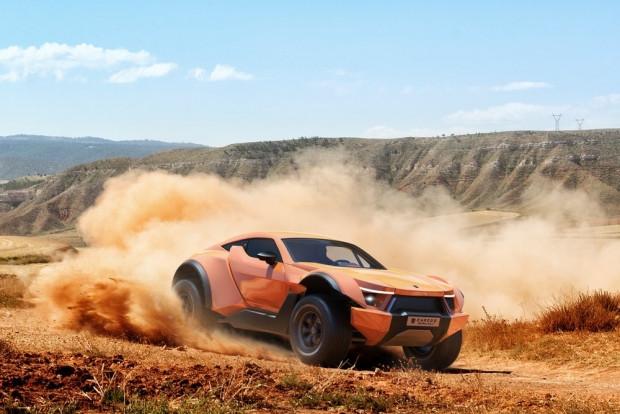 Sokak yarışı Otomobili Zarooq Sand Racer 500 GT - Page 1