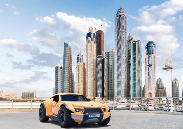 Sokak yarışı Otomobili Zarooq Sand Racer 500 GT - Page 3