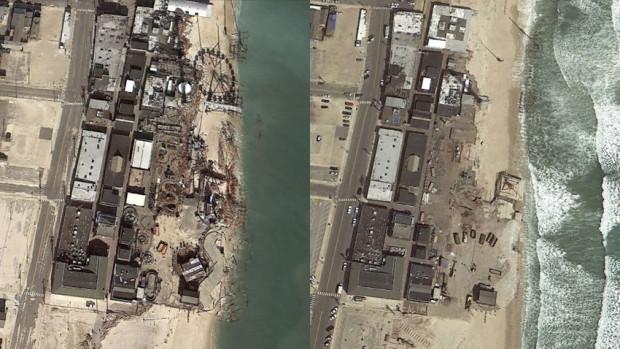 Şoke eden 11 Google Earth karesi - Page 1