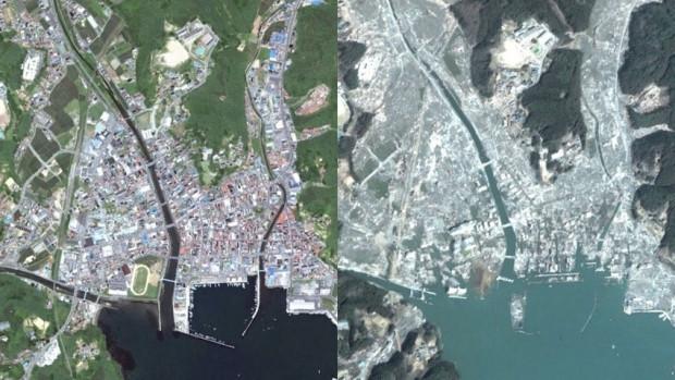 Şoke eden 11 Google Earth karesi - Page 2