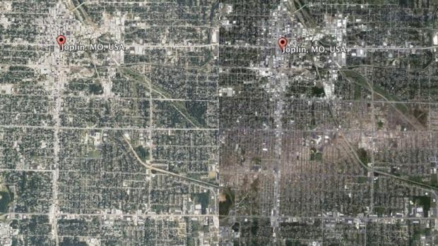 Şoke eden 11 Google Earth karesi - Page 3