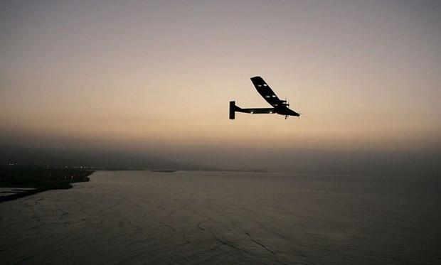 'Solar Impulse 2' dünya turuna hazırlanıyor - Page 2