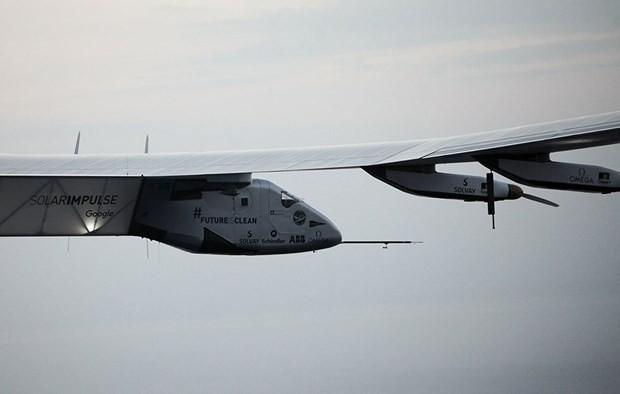 'Solar Impulse 2' dünya turuna hazırlanıyor - Page 3