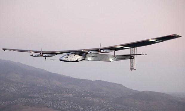'Solar Impulse 2' dünya turuna hazırlanıyor - Page 4