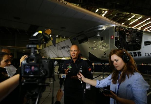 Solar Impulse 2 güneş enerjili uçak Atlantik'i geçecek - Page 2