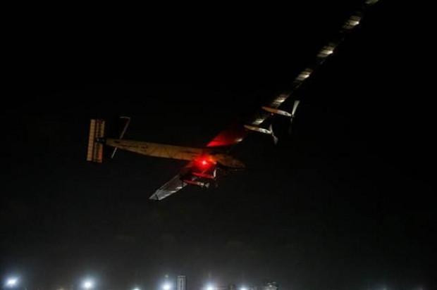 Solar Impulse 2 son durağı Dubai yolunda - Page 4